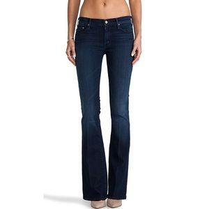 Mother The Cruiser Flare Jeans The Missing Hour 30